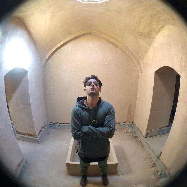 جدیدترین عکسهای امیر حسین آرمان 1400