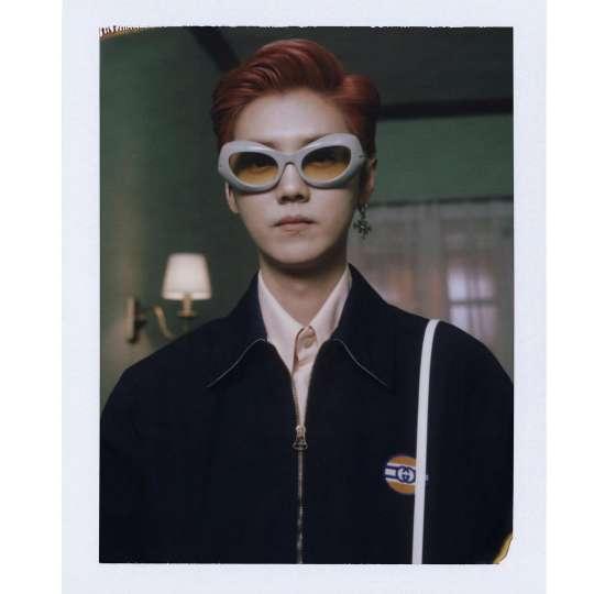 عکس بازیگر کره ای لوهان Lu Han 2021
