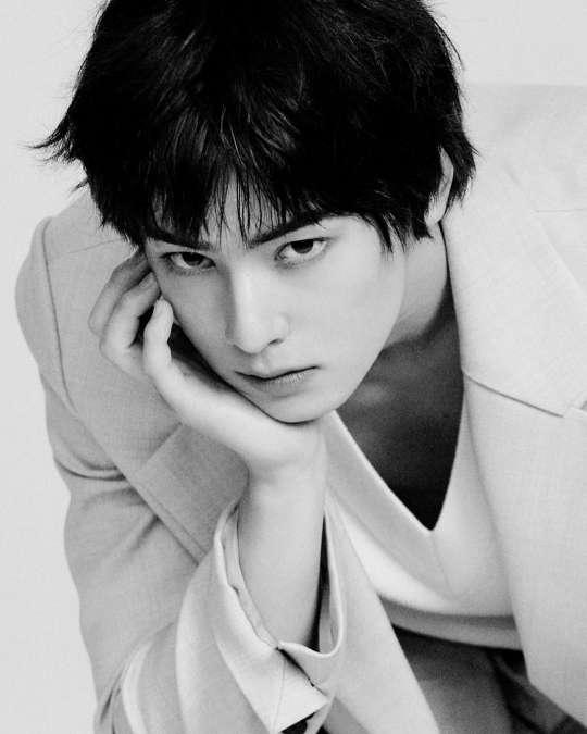 جدیدترین عکس های چا ایون وو Cha Eun-woo بازیگر
