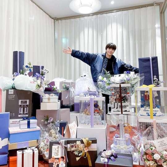 جدیدترین عکسهای هوانگ این یوپ Hwang In-yeop 2021