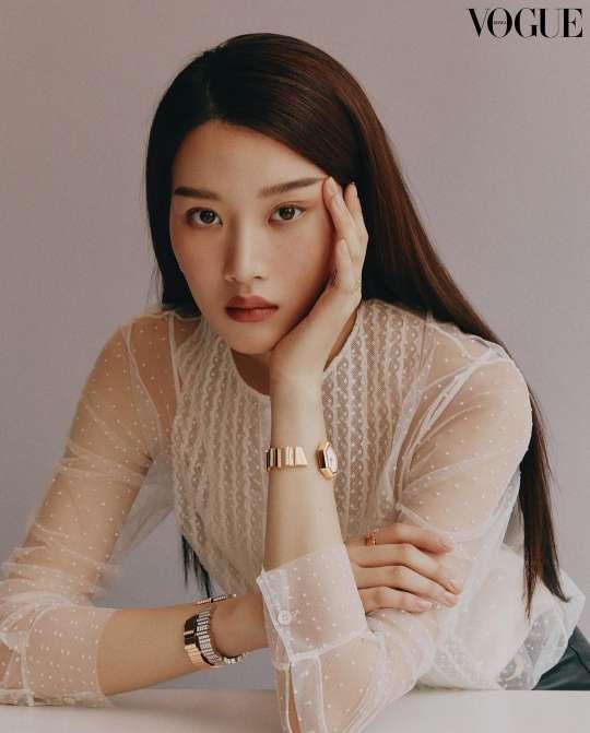 جدیدترین عکسهای مون گا یونگ Moon Ga-young 2021