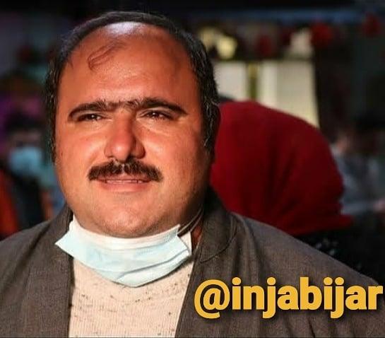کاظم نوربخش بازیگر نقش سلمان در سریال نون خ 2