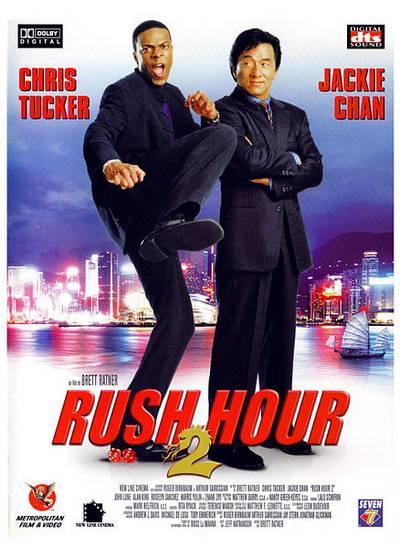 دانلود فیلم Rush Hour 2 2001