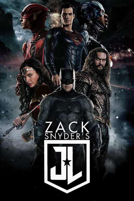 فیلم لیگ عدالت زک اسنایدر دوبله فارسی Zack Snyders Justice League 2021