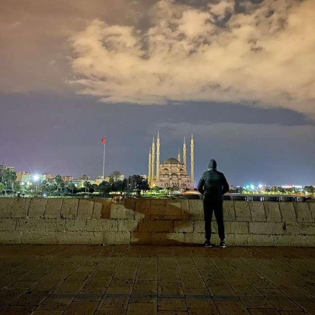 عکسهای مورات اونالمیش در سریال شمیم عشق