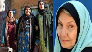 گفتگوي کوتاه با فريده سپاه منصور بازيگر سينما