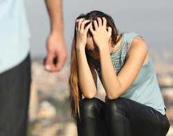عاقبت زني که به گريه هاي شوهرش توجهي نکرد
