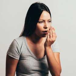 درمان بوي بد دهان در ماه رمضان