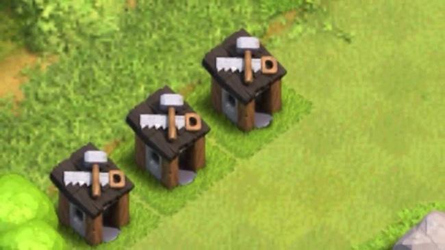 آموزش افزایش سرعت ساخت و ساز توسط Bulider در clash of clans