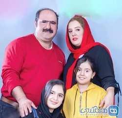عکس سلمان در نون خ با خانواده