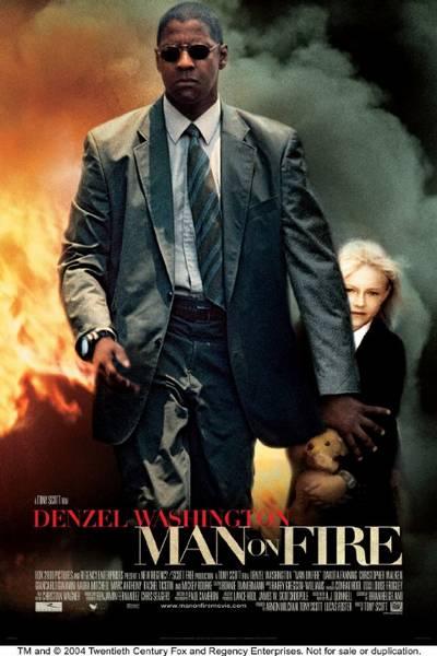 دانلود فیلم Man on Fire 2004