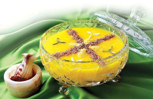 روش و طرز پخت شله زرد برای سفره افطاری