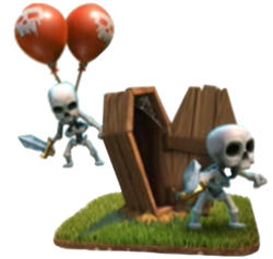 تله اسکلتی Skeleton Trap