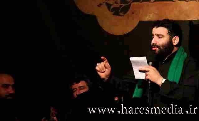مداحي شب چهارم تا ششم رمضان حاج سید مهدی میرداماد 94