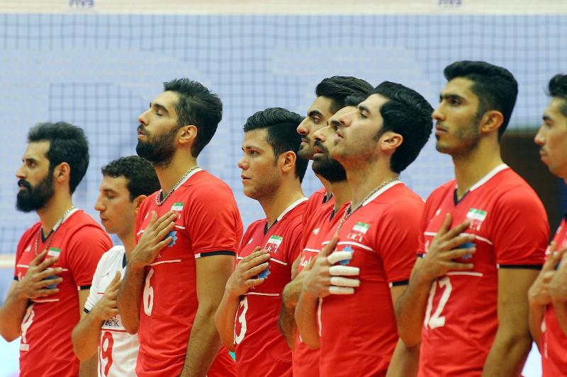 پیروزی شیرین ایران مقابل قهرمان جهان/نتیجه بازی والیبال
