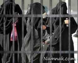 بلایی که داعش سر زنان بد حجاب می اورد