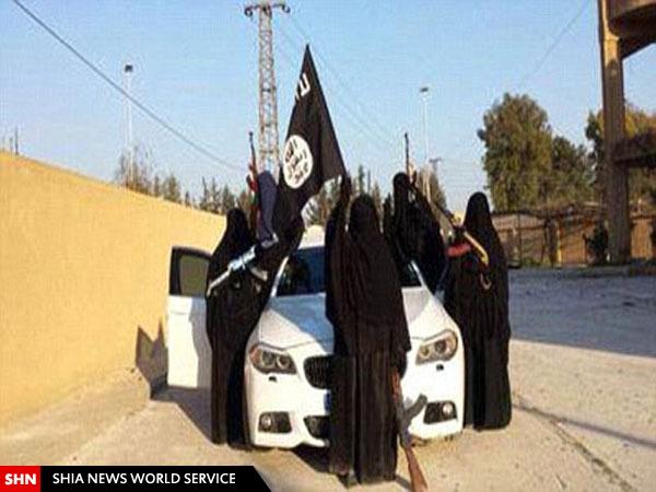 اعترافات تکاندهنده فرمانده ارتش زنان داعش