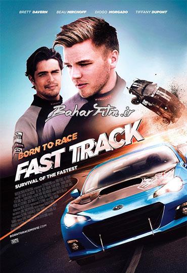 دانلود فیلم تشنه سرعت Born to Race: Fast Track