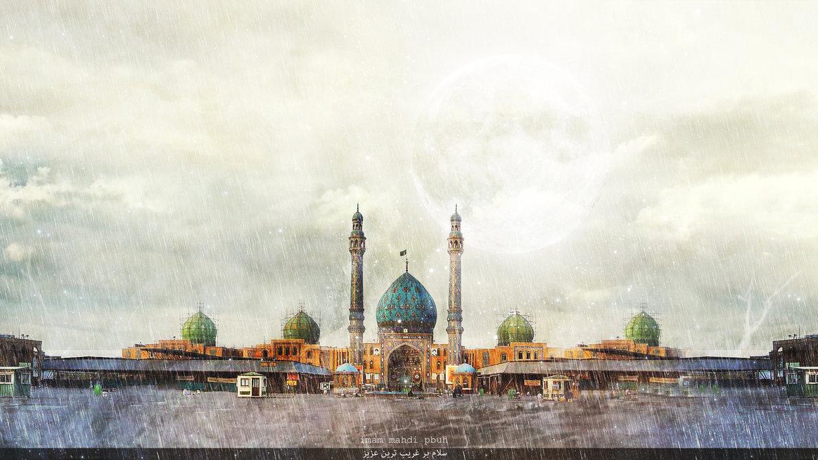 کرامات مسجد جمکران + پینوشت
