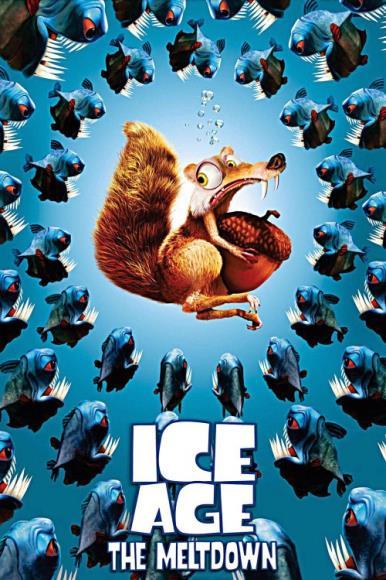 دانلود انیمیشن Ice Age The Meltdown 2006