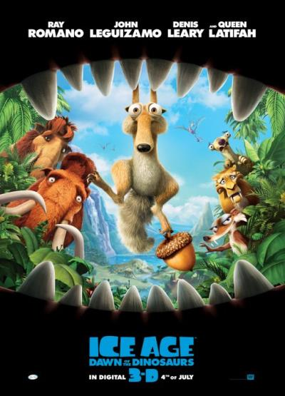 دانلود انیمیشن Ice Age Dawn of the Dinosaurs 2009