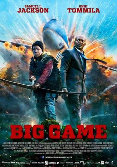 دانلود فیلم Big Game 2014