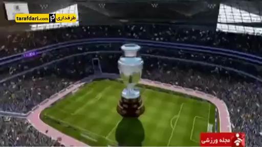 ویدیو؛ گزارشی از شکست برزیل برابر پاراگوئه