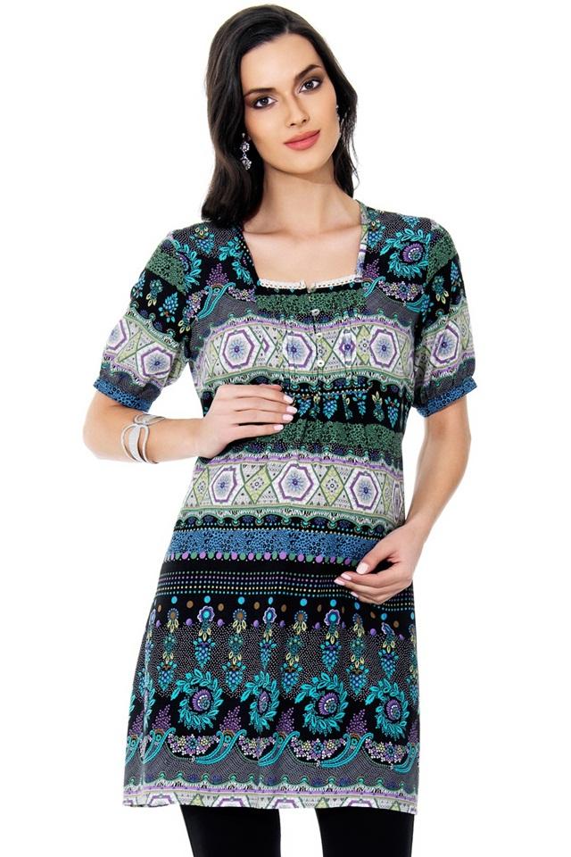 شیک ترین مدل های جدید لباس بارداری ۲۰۱۵