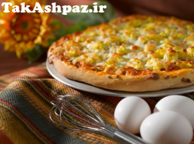 پیتزا صبحانه