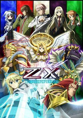 دانلود انیمه Z/X: Ignition