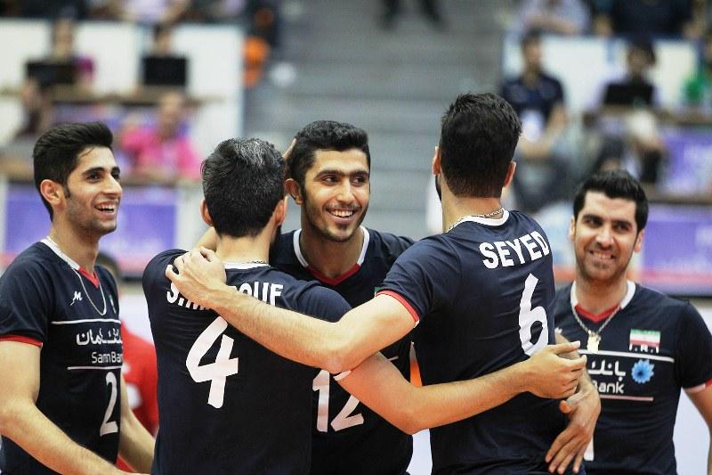 نخستین  شکست خانگی شاگردان کواچ - تیم والیبال ایران