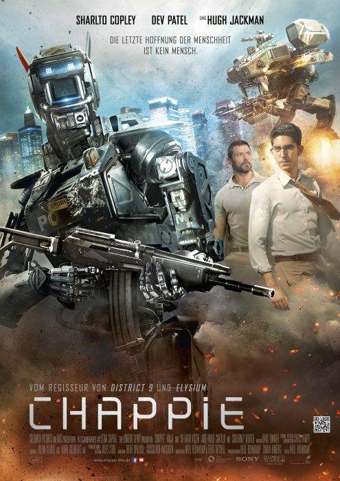 دانلود فیلم 2015 Chappie