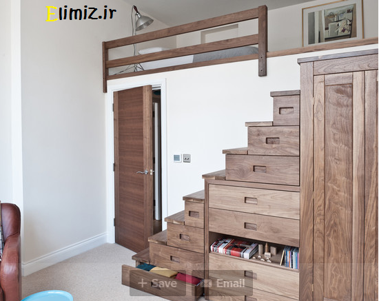 اتاق خواب مدرن کودک