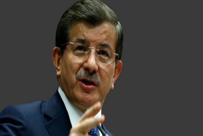 داوود اوغلو: در کنار اقدام نظامی در سوریه، تماس های دیپلماتیک برقرار خواهیم کرد