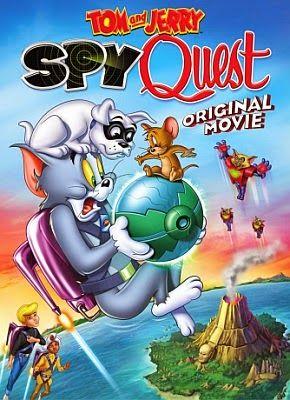 دانلود انیمیشن 2015 Tom and Jerry Spy Quest