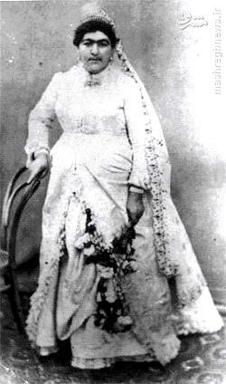خوش اخلاقترین زن ناصرالدین شاه چه کسی بود+عکس