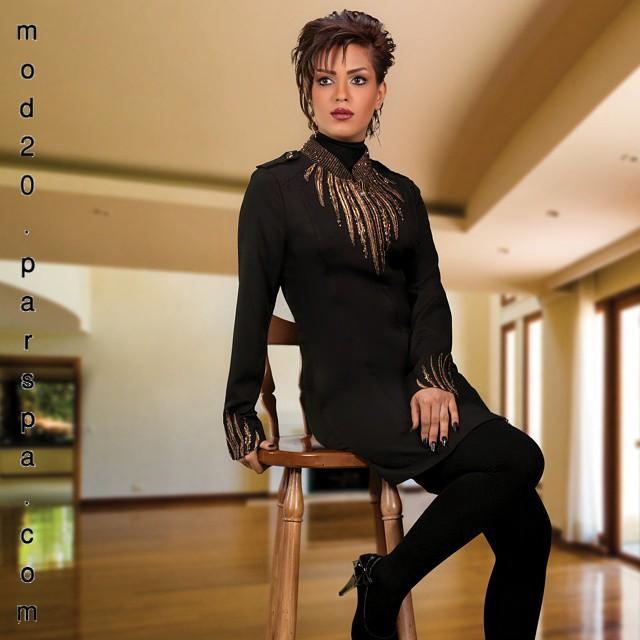 مدل مانتو اسپرت دخترانه تابستانی