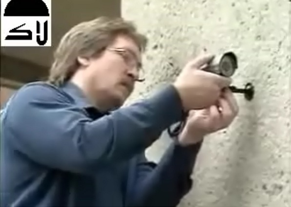 فیلم آموزش رایگان نصب دوربین مداربسته شماره 3