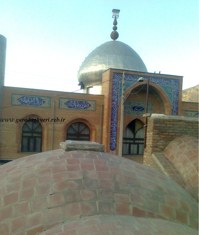 مسجد جامع کلیبر