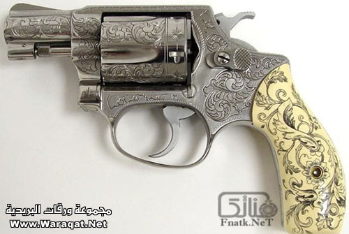 عکس چندین اسلحه زیبا وجدید