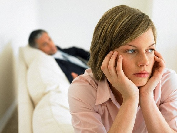 عدم رضایت جنسی و جدایی