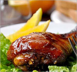کباب ران مرغ