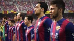 تریلر جدید عنوان FIFA 16، سیستم No Touch Dribbling بازی را نشان می دهد