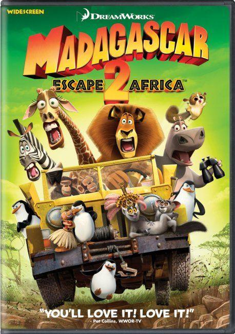 دانلود انیمیشن Madagascar 2
