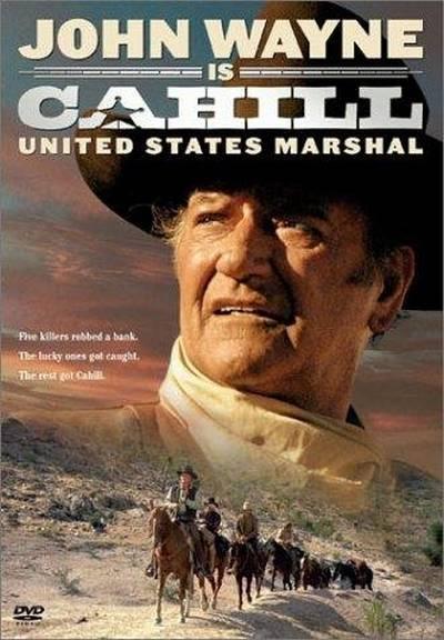 دانلود فیلم Cahill US Marshal 1973