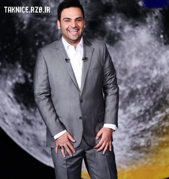 جالب ترین سوتی احسان علیخانی در برنامه ماه عسل94