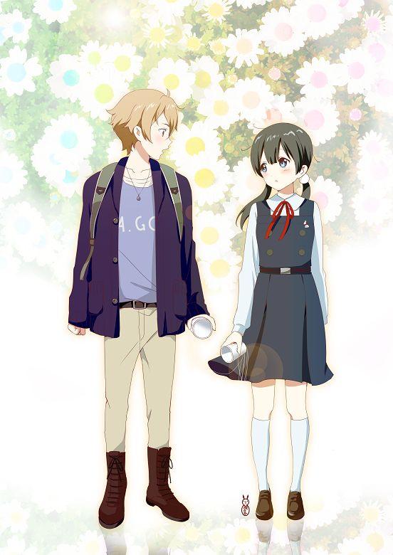 دانلود انیمه سینمایی  Tamako Love Story
