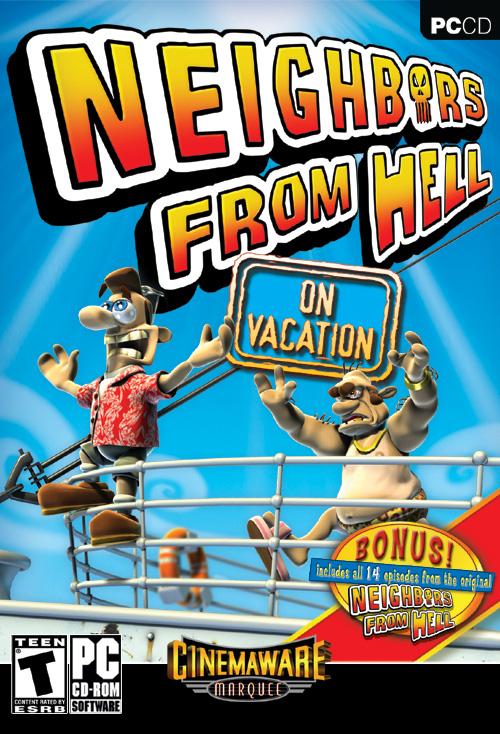 دانلود بازی همسایگان جهنمی Neighbors From Hell 2 برای کامپیوتر