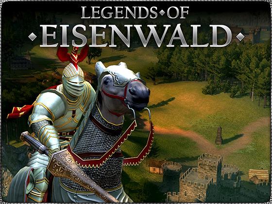 دانلود بازی استراتژیک Legends of Eisenwald برای کامپیوتر