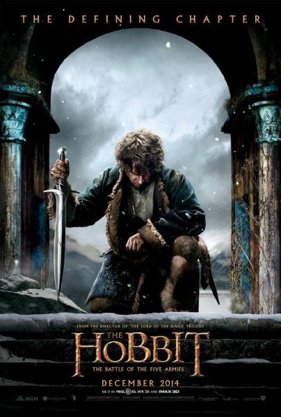 دریافت پیش نمایش نخست هابیت 3 : نبرد پنج لشگر به زبان پارسی